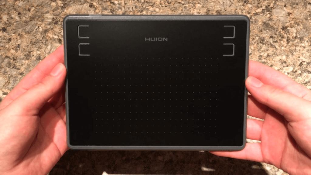 Huion H430P графический планшет