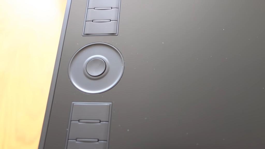 Gaomon m10k кнопки