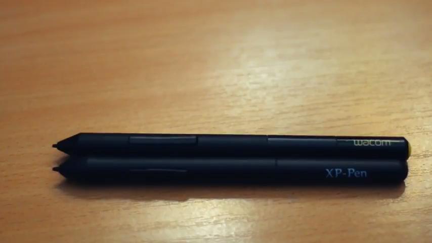 стержни wacom и xp-pen